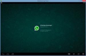 Whatsapp-Bluestacks