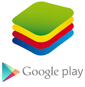 google-play-bluestacks