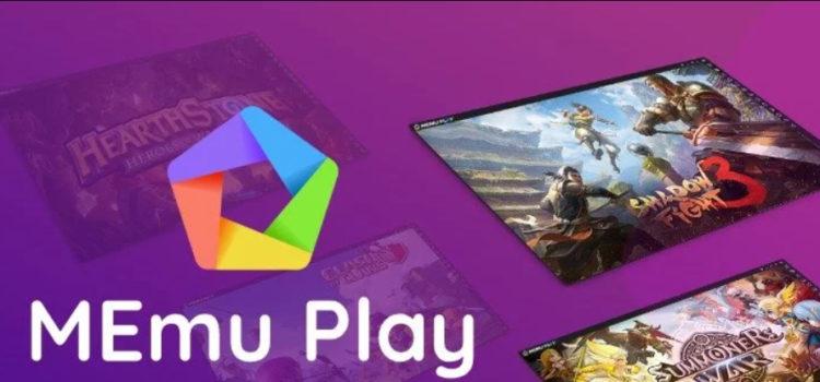 Memu – эмулятор для самого быстрого геймплея